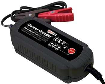 Streetwize Intelligent 12V 3.8 Amp Battery Charger