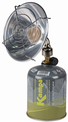 Kampa - Glow Single Parabolic Heater