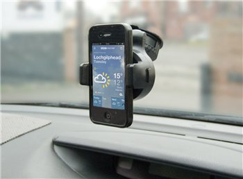 Streetwize - Universal Gadget Holder Window and Vent Fit