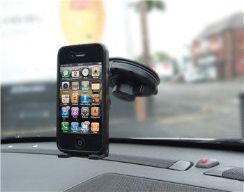 Streetwize Window Suction or Vent Gadget Holder  - Klicken Sie hier, um ein größeres Bild zu sehen