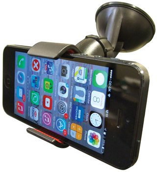Streetwize - Universal Suction Mount Gadget Holder