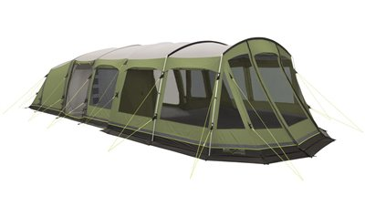 Outwell Montana 6AC Air Awning 2017  - Click to view a larger image