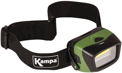 Kampa Signal Head Torch  - Click to view a larger image