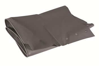 Kampa Dometic Draught Skirt Dual Fix 70cm Per Metre  - Click to view a larger image