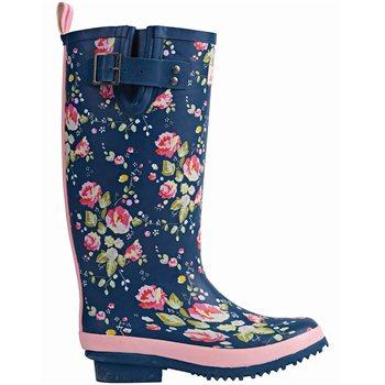 Briers Julie Dodsworth Flower Girl Rubber Wellington Boot
