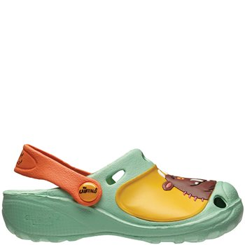 Briers Gruffalo Garden Kids Clogs