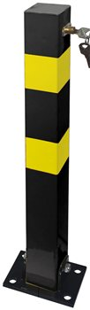 Streetwize Heavy Duty Parking Posts  - Click to view a larger image