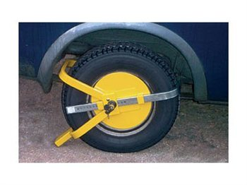 Streetwize - Full Face Wheel Clamp