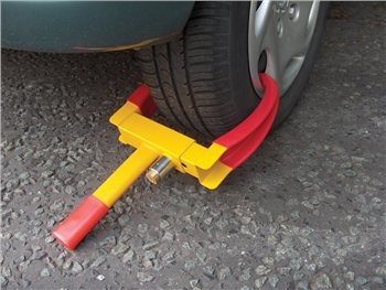 Streetwize - Claw Wheel Clamp