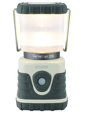 Outwell Carnelian DC 250 Lantern   - Click to view a larger image