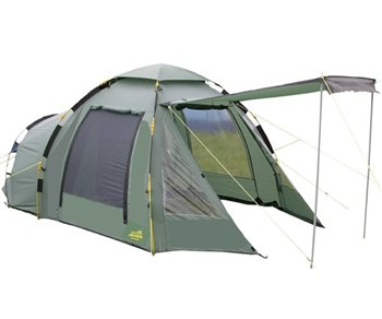 Khyam Freelander Quick Erect Flexi-Dome Tent 2009 ...