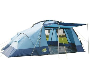 Khyam Overlander Quick Erect Flexi-Dome Tent 2009 - Click to view a larger image  sc 1 st  C&ing World & Khyam Overlander Quick Erect Flexi-Dome Tent 2009 | CampingWorld.co.uk