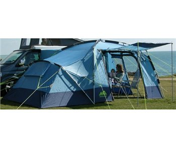 Review Khyam Motordome Sleeper Awning Quick Erect Ridgi