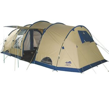 Khyam Missouri Polycotton Tunnel Tent FLYSHEET ONLY 2009 - Click to view a larger image  sc 1 st  C&ing World & Khyam Missouri Polycotton Tunnel Tent FLYSHEET ONLY 2009 ...