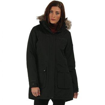 Regatta Schima Womens Jacket Black