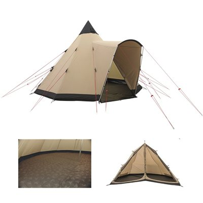 Robens Mohawk Tipi Tent Package Deal 2018