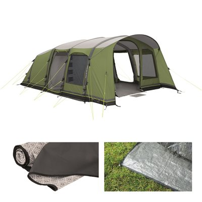 Outwell Cruiser 6AC Tent Package Deal 2017