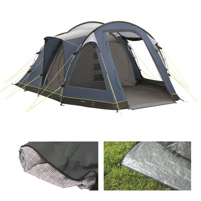 Outwell Nevada 5 Tent Package Deal 2017