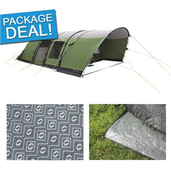 Outwell Alamosa 6ATC Tent Package Deal 2017  - Click to view a larger image