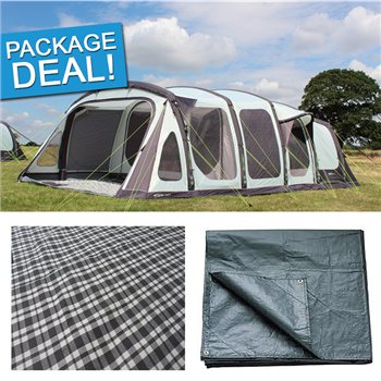 Outdoor Revolution Ozone 6.0XTR Vario Tent Package Deal 2017  - Click to view a larger image