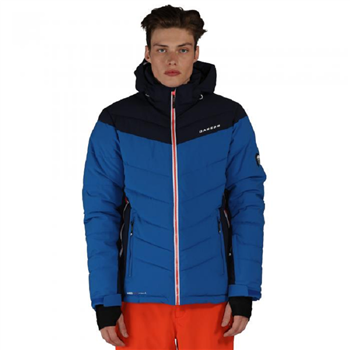 Dare2b Intention Ski Jacket Oxford Blue  - Click to view a larger image