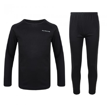 Dare2b Cool Off III Base Layer Set Black  - Click to view a larger image