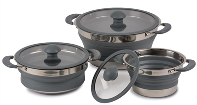 Kampa - Collapsible Saucepan