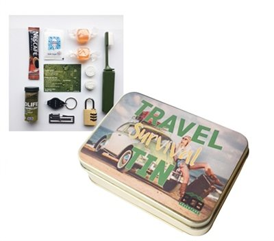 BCB Adventure Travel Survival Tin  - Click to view a larger image