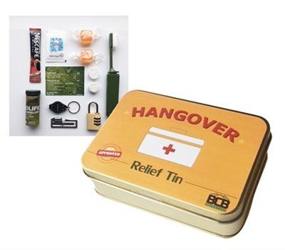 BCB Adventure Hangover Relief Tin  - Click to view a larger image