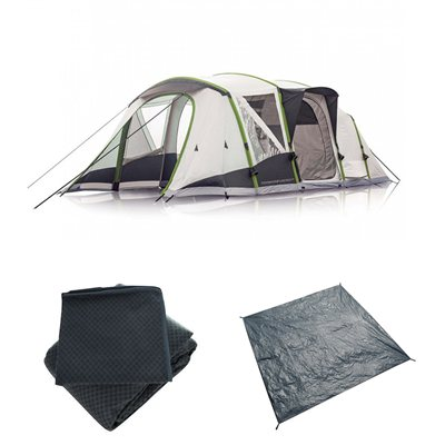 Zempire Aero TL Polycotton Air Tent Package Deal 2018  - Click to view a larger image