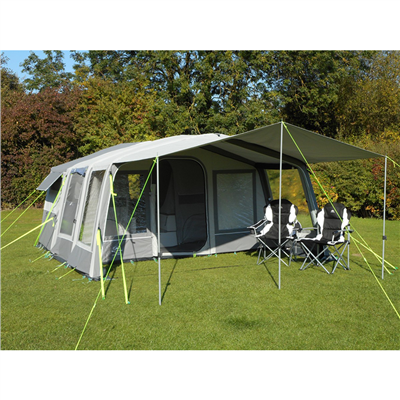 SunnCamp AirVolution Holiday 300 Air Trailer Tent 2017