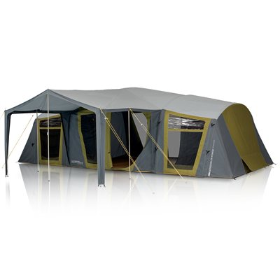 Zempire Delta Force Inflatable Canvas Tent   - Click to view a larger image