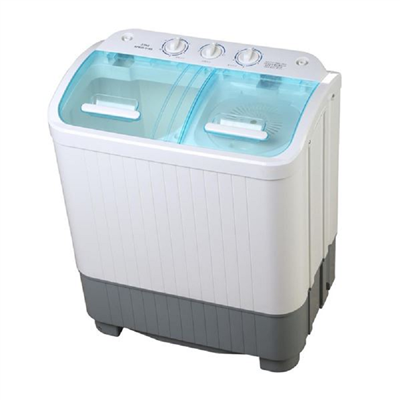 Crusader Twin Tub Deluxe Medium Washing Machine
