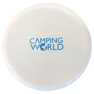 Camping World Promotional Frisbee
