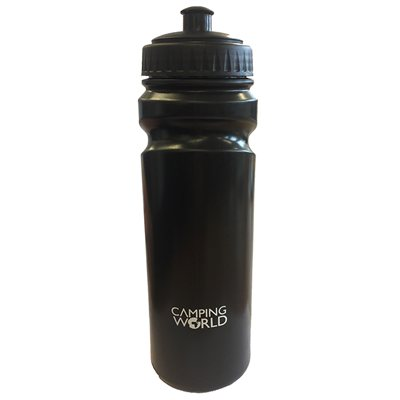 Camping World Promotional 750ml Sports Water Bottle  - Click to view a larger image