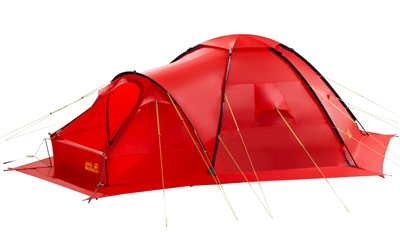Jack Wolfskin Antarctica Dome Tent   - Click to view a larger image