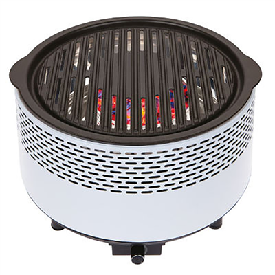 Summit B&Co Alfresco Smokeless Grill  - Click to view a larger image