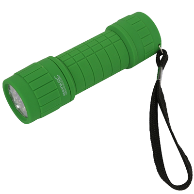 Regatta 9 LED Hand Torch 2018  - Click to view a larger image