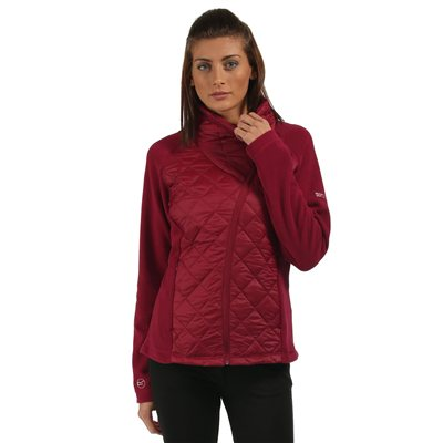 Regatta Chilton Womens Hybrid Jacket   - Click to view a larger image