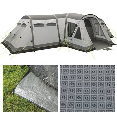 Outwell Hartford 8SA Tent Package Deal 2018 - Click to view a larger image  sc 1 st  C&ing World & Outwell Hartford 8SA Tent Package Deal 2018 | CampingWorld.co.uk