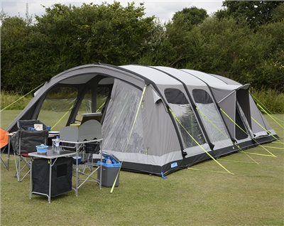 Kampa Studland 8 Classic Air Pro Tent 2019  - Click to view a larger image