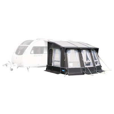 Kampa Ace AIR Pro 400 All Season Caravan Awning 2019  - Click to view a larger image
