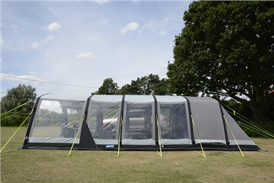 Kampa Hayling 6 Classic Air Pro Canopy 2019  - Click to view a larger image
