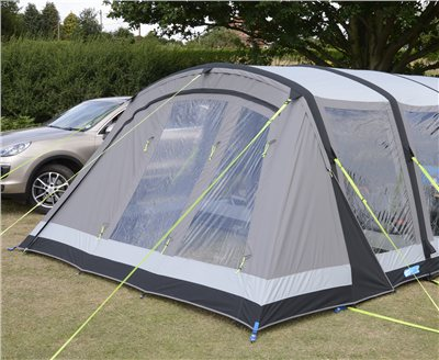Kampa Dometic Hayling 6 Air Pro Vestibules 2020  - Click to view a larger image