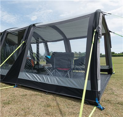 Kampa Hayling 4 Classic Air Pro Canopy 2019  - Click to view a larger image