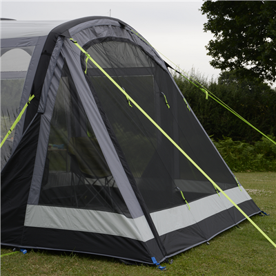 Kampa Dometic Hayling 4/Touring AIR Pro Mesh Vestibule 2020  - Click to view a larger image