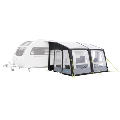 Kampa Grande AIR Pro 390 Caravan Awning 2019  - Click to view a larger image