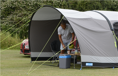 Kampa Brean 4 Classic Air Pro Canopy 2019  - Click to view a larger image