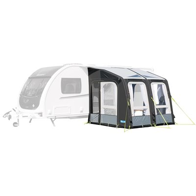 Kampa Dometic Rally AIR Pro 260 Caravan Awning 2020  - Click to view a larger image