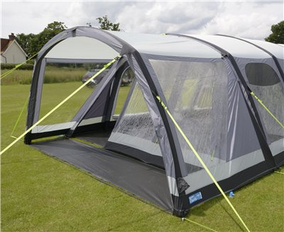 Kampa Studland 8 & Bergen 6 Air Pro Canopy 2019  - Click to view a larger image